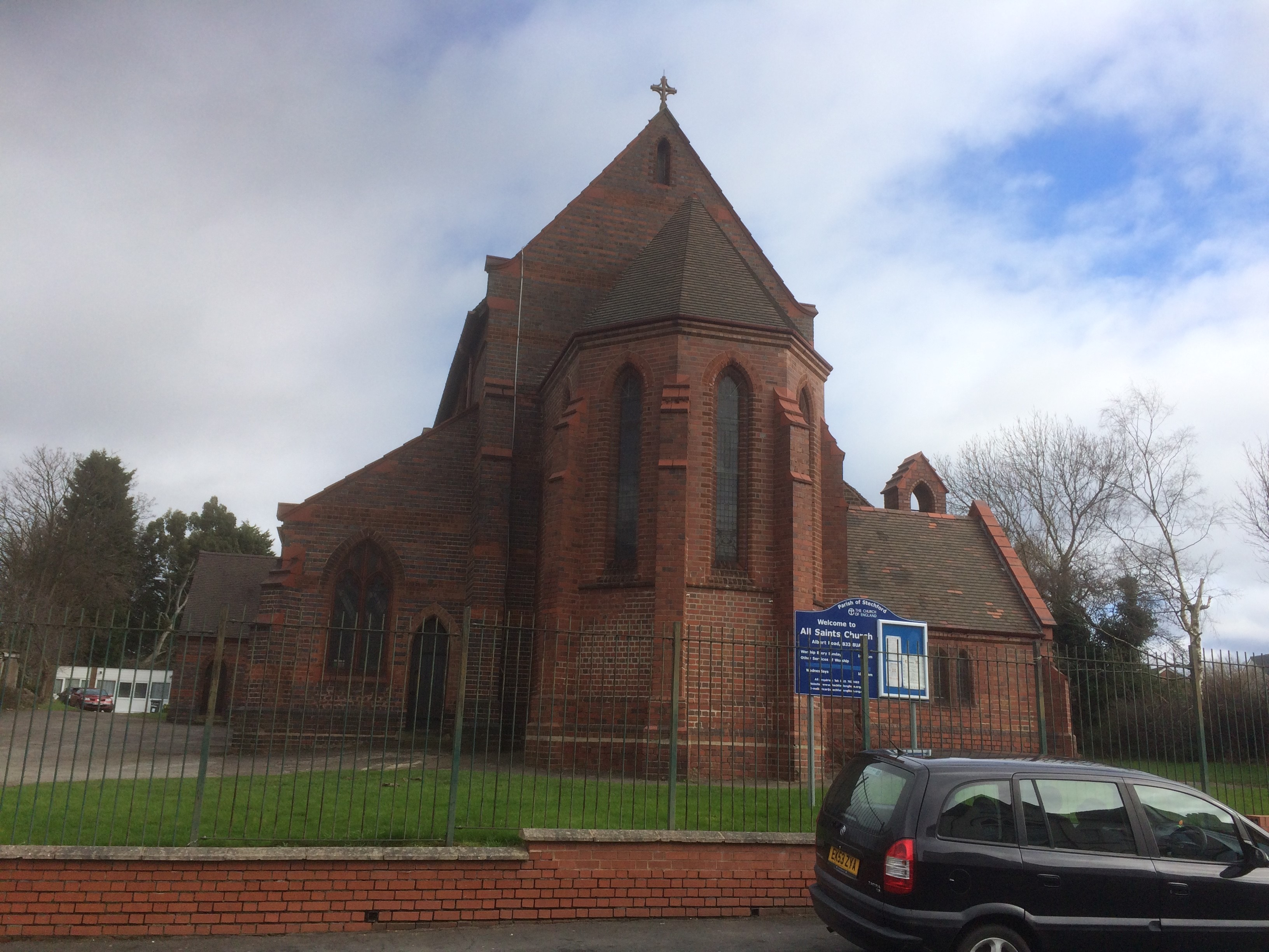 BIRMINGHAM, STECHFORD, All Saints