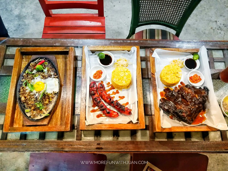 Tony Joe's Famous Bbq, PASIG