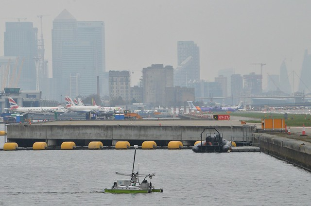 ASV Harry (30) @ Royal Docks 10-04-18