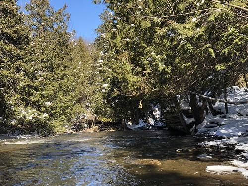 Owen Sound - river for Jones Falls