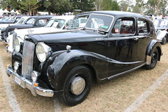 1948 Austin A125 Sheerline