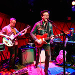 Tue, 13/02/2018 - 8:06pm - Christopher Porterfield's Field Report on WFUV Public Radio live from Rockwood Music Hall in New York City, 2/13/18. Hosted by Darren DeVivo. Photo by Gus Philippas/WFUV