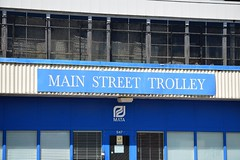 'Main Street Trolley'