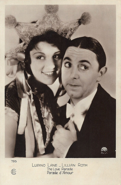 Lupino Lane and Lillian Roth in The Love Parade (1929)