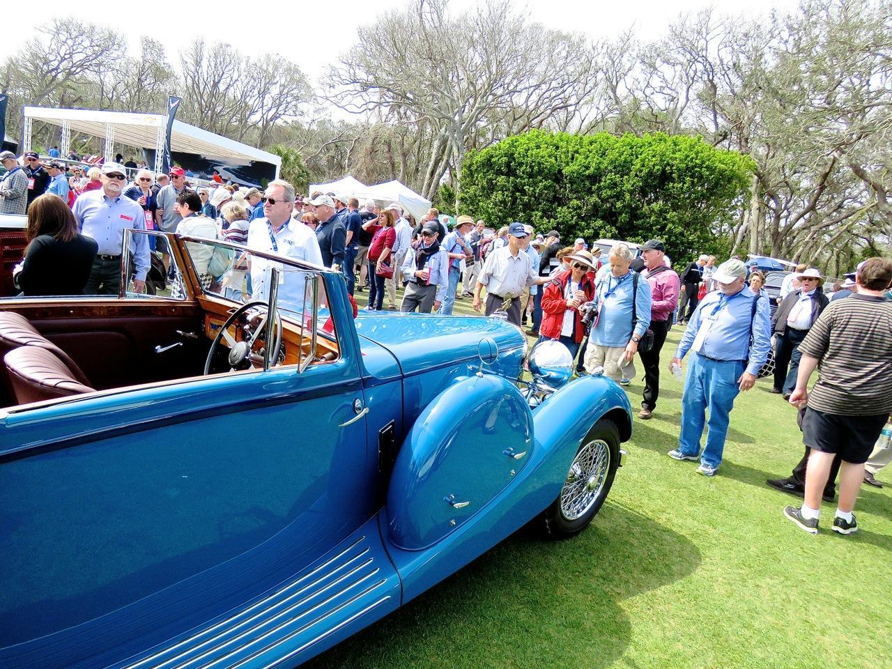 1936 Lagonda LG45 Amelia 4