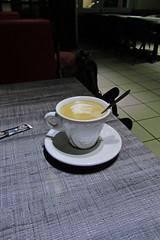20120920 23 006 Jakobus Maubourguet Pilgerrast Cafe Kaffe Tasse - Photo of Artagnan