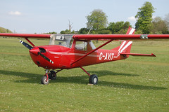 G-AVIT Reims-Cessna F150G (0217) Popham 100509