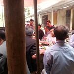 Giang's big family meal