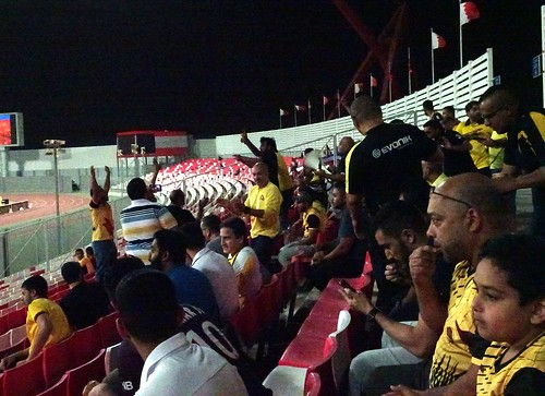 Al Ahli 1:3 Al Manama [National Stadium]
