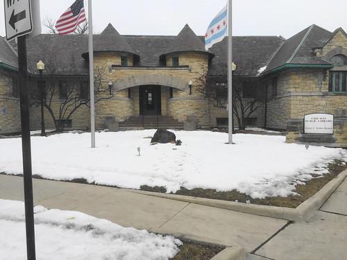 Chicago Public Library, George C. Walker Branch, 11071 South Hoyne Avenue
