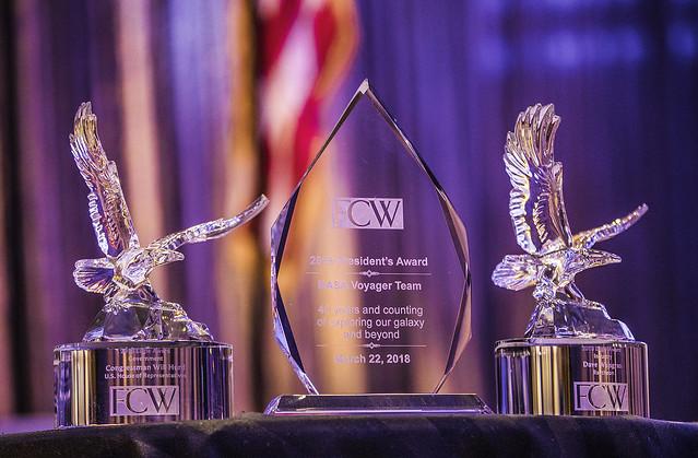 2018 Federal 100 Awards Gala