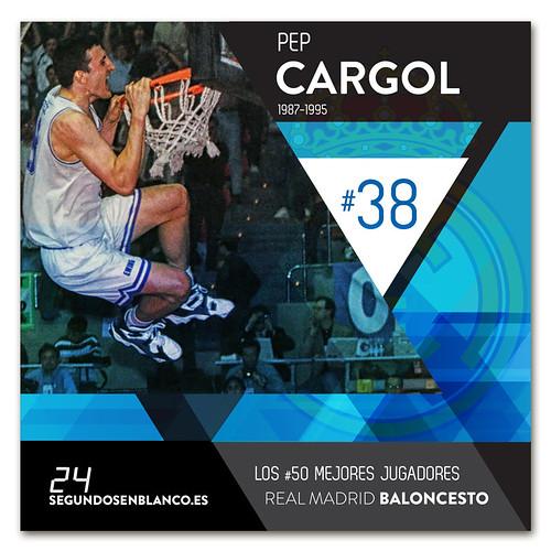 #38 PEP CARGOL