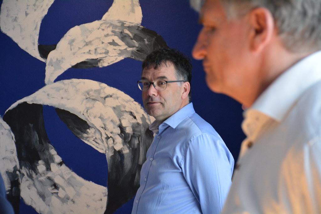 PvdA bezoekt Ooststellingwerf: 'Wij durven wel wat'