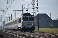 BB22000 FANTÔME - Photo of Saint-Cyr