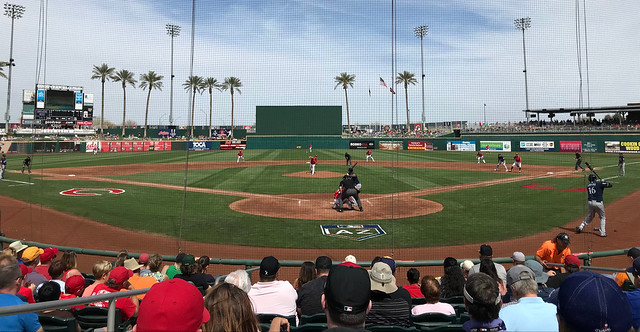 2018 Spring Training - Day 1