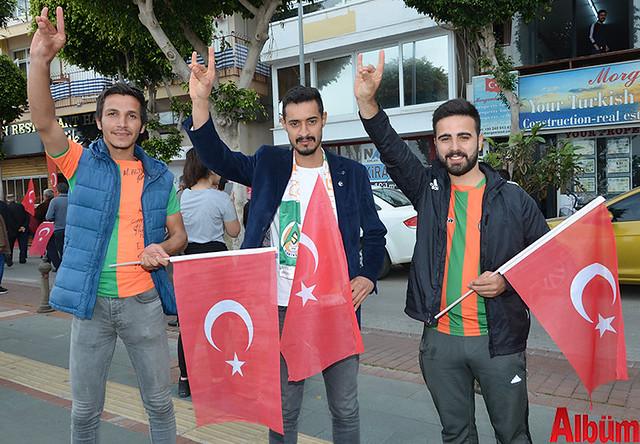 Türk Eğitim Sen Alanya Temsilciliği 18 Mart Çanakkale Zaferi Anısına Şehitlere Saygı Yürüyüşü -7