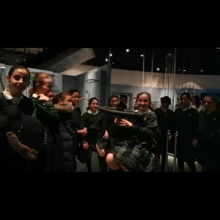 Visita al Museo de Ciencia y Tecnología