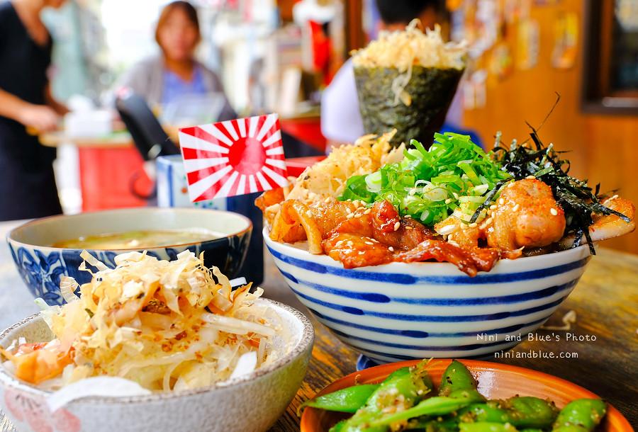信兵衛 手作丼飯壽司。15