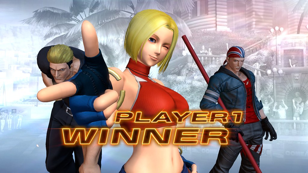 Blue Mary joins the King Of Fighters XIV roster