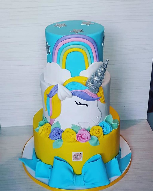 Unicorn Cake by Cakes from Iren