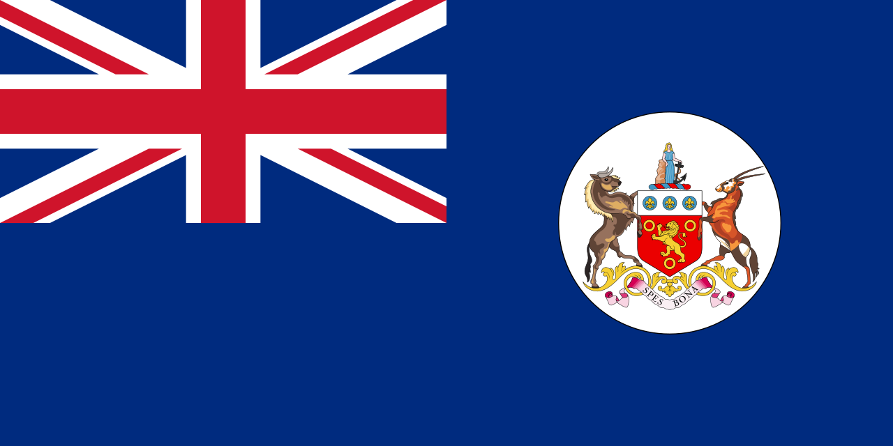 Flag of the Cape Colony (1876–1910)