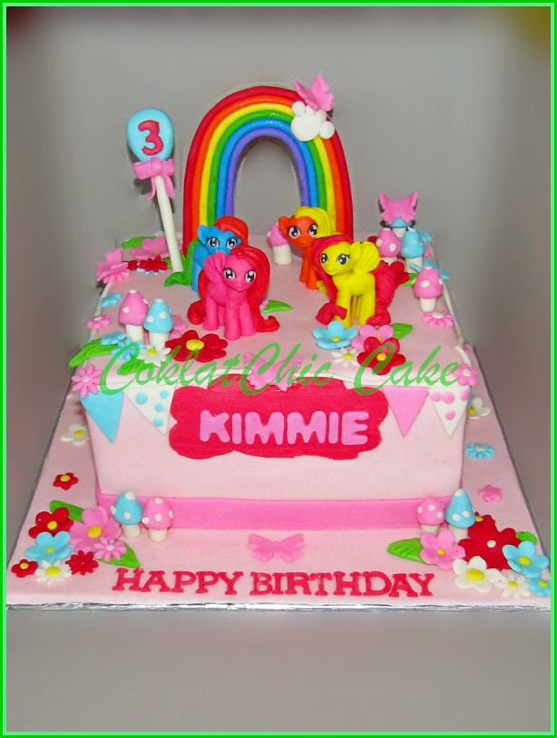 Cake My Little Pony KIMMIE 20 cm