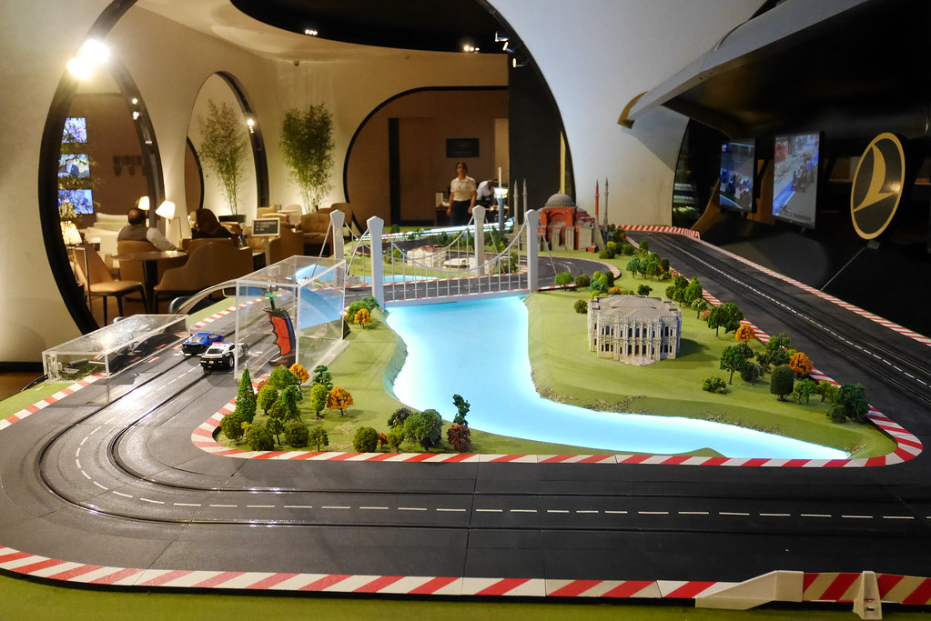 土航CIP Lounge伊斯坦堡賽車