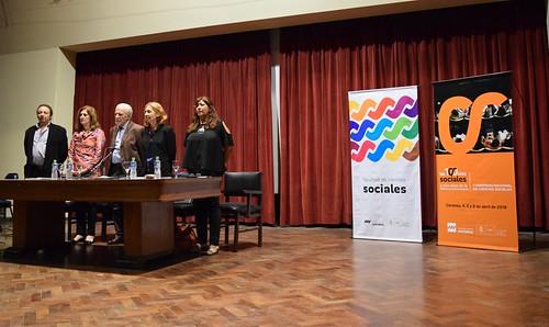 1º Congreso Nacional en Ciencias Sociales