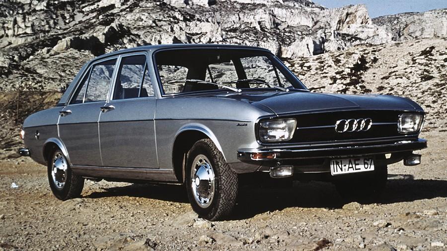 Audi pod Daimler 60god8