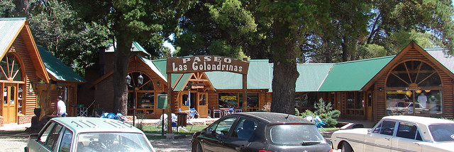 Paso Las Golondrinas