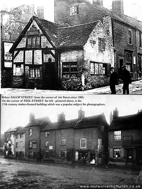 Old Salop Street