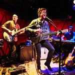Tue, 13/02/2018 - 8:19pm - Christopher Porterfield's Field Report on WFUV Public Radio live from Rockwood Music Hall in New York City, 2/13/18. Hosted by Darren DeVivo. Photo by Gus Philippas/WFUV