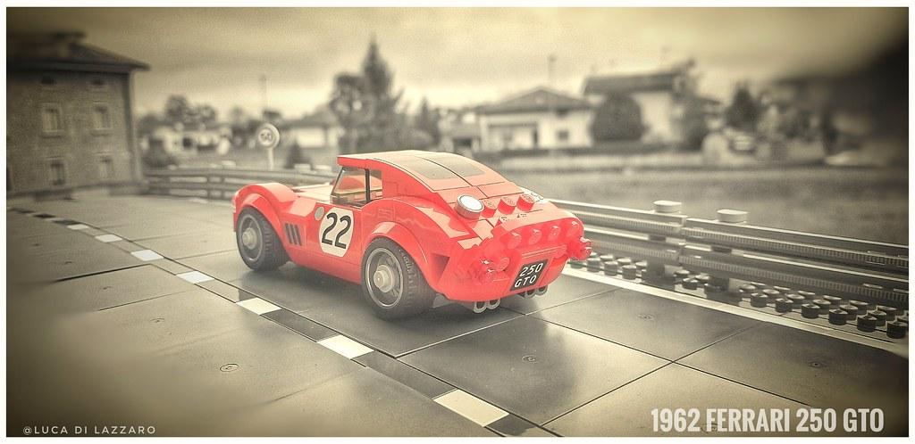 """1962 Ferrari 250 GTO"""