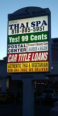 Yes! 99 Cents — Chatsworth, California