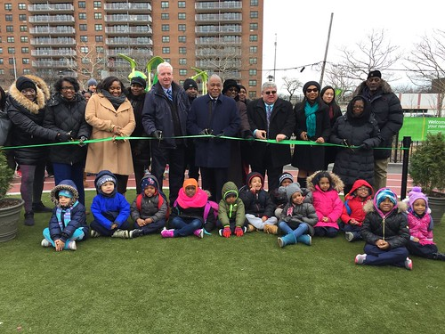 Hilltop Playground (BK) CPI opening