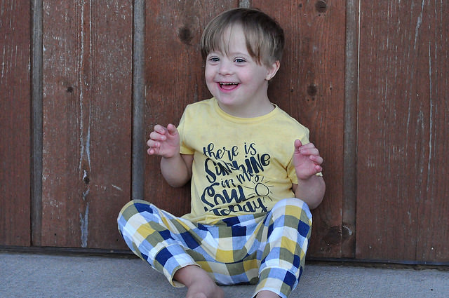 Positive shirts for kids