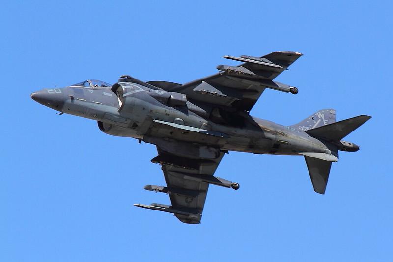 IMG_3566 AV-8B Harrier II