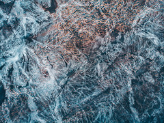 Ice patterns | Aerial #77/365