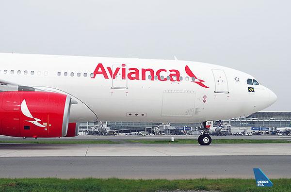 Avianca Brasil A330-200 (RD)