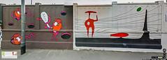 KD's World Tour: Zagreb Street Art