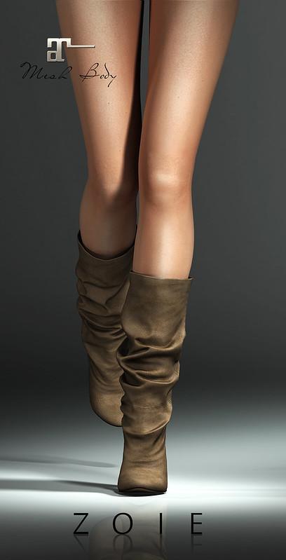Maitreya Zoie Boots