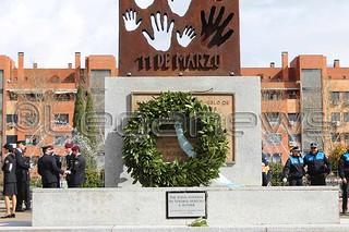 14º Homenaje a las víctimas del 11M y al GEO F.J. Torronteras (03/04/2018)
