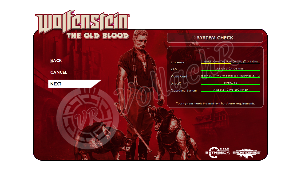 Wolfenstein: The Old Blood - 5xDVD9 [CIUv2 0 5 1g] - FileForums