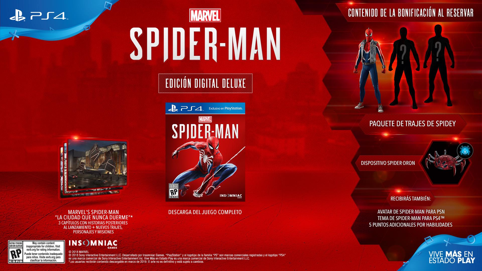 Spider Man De Marvel Llega El 7 De Septiembre Revelamos La Edicion