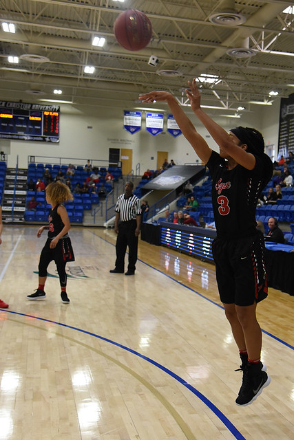 Lady Jets upset 10th seeded Casper in first round of NJCAA National Tournament