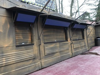 Burger Kitchen - Forbidden Valley - Closed