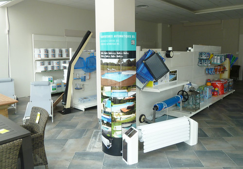 Showroom - Hydro Sud montélimar