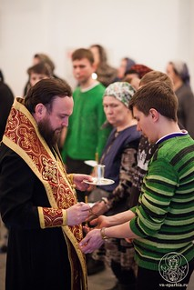 Соборование в Спасском соборе 240