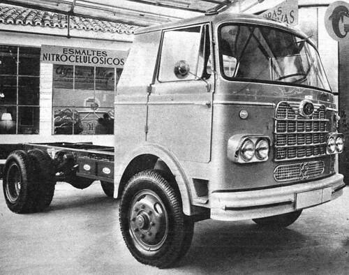 camió nazar 5tn1961 1ª versió