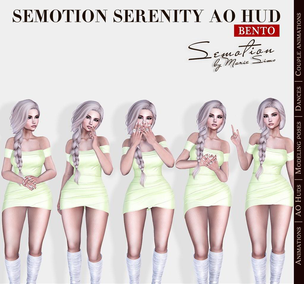 SEmotion Serenity AO HUD - TeleportHub.com Live!